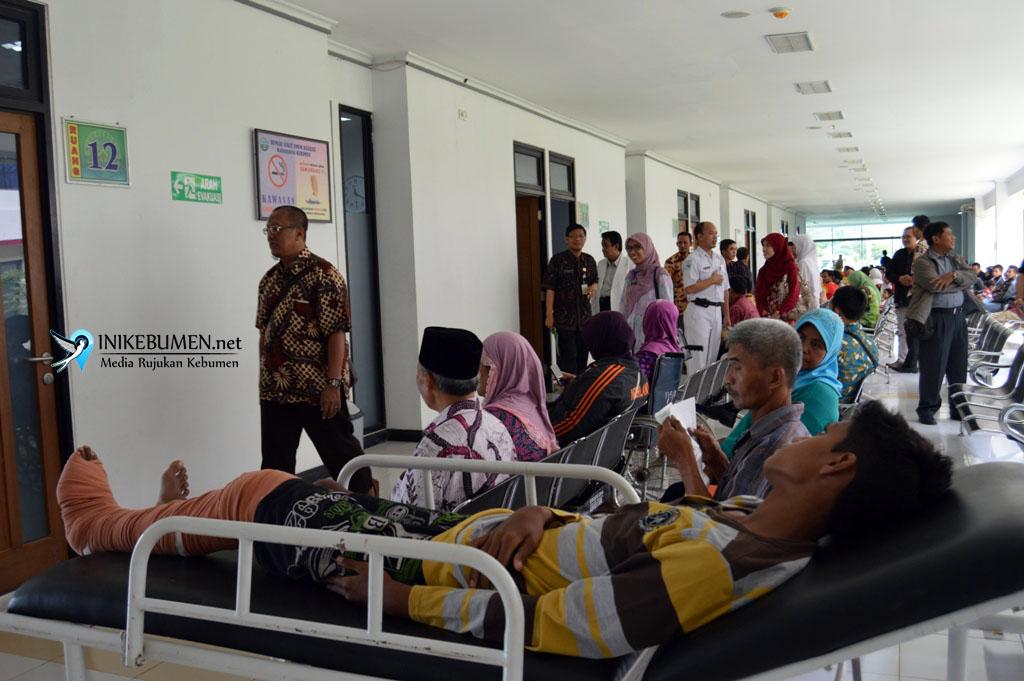 Masih Banyak Keluhan, RSUD Dr Soedirman Kebumen jadi OPD Terbaik