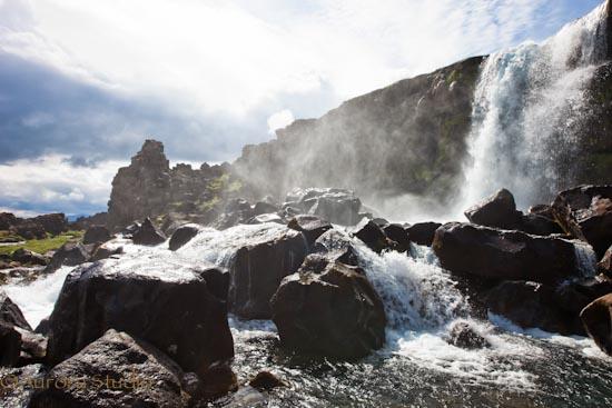 オクスアルアゥルフォス,シンクヴェトル国立公園
