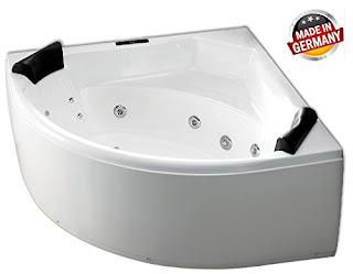 whirlwanne test die besten badewannen mit whirlpool im vergleich. Black Bedroom Furniture Sets. Home Design Ideas