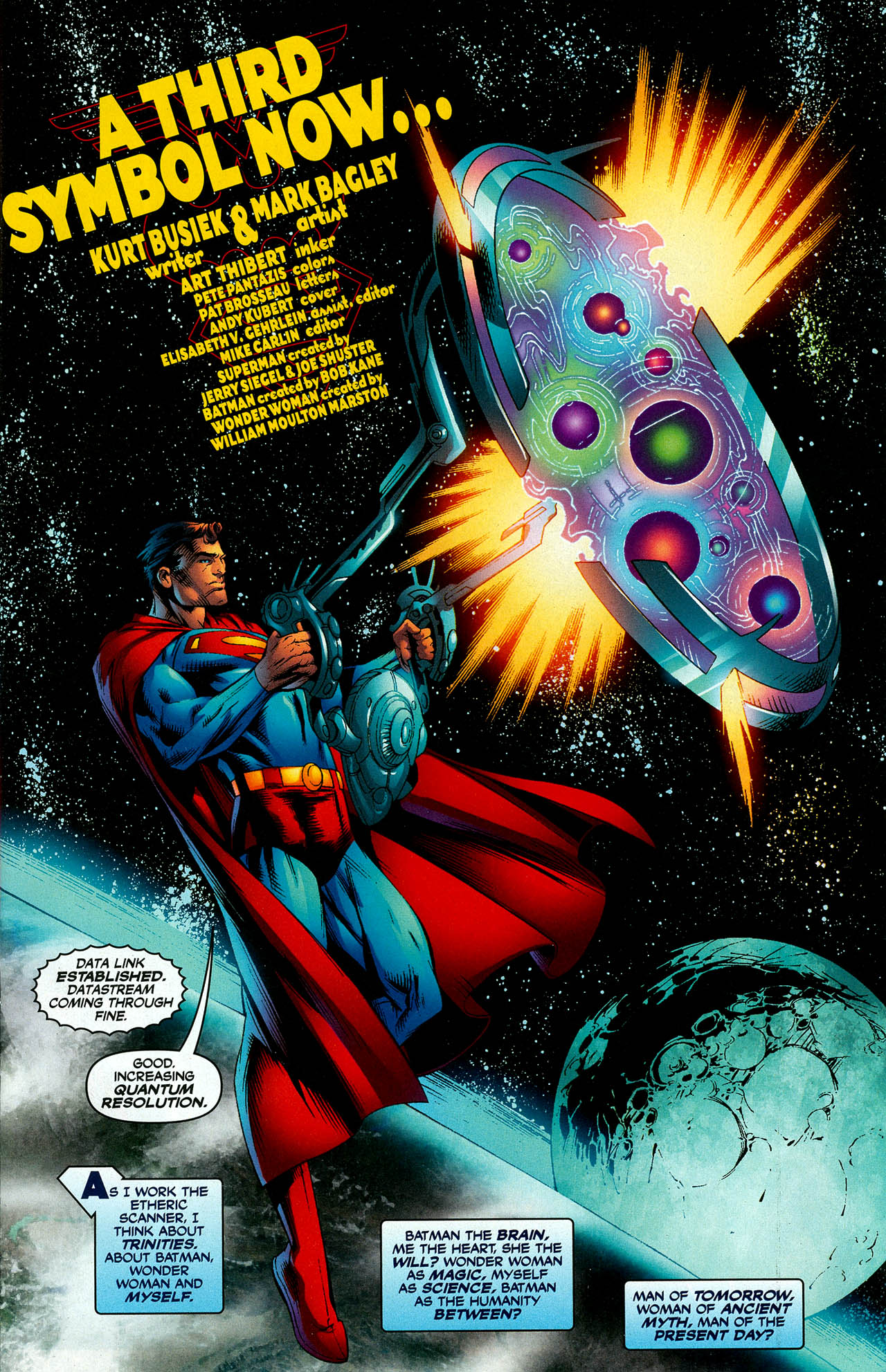 Read online Trinity (2008) comic -  Issue #7 - 3