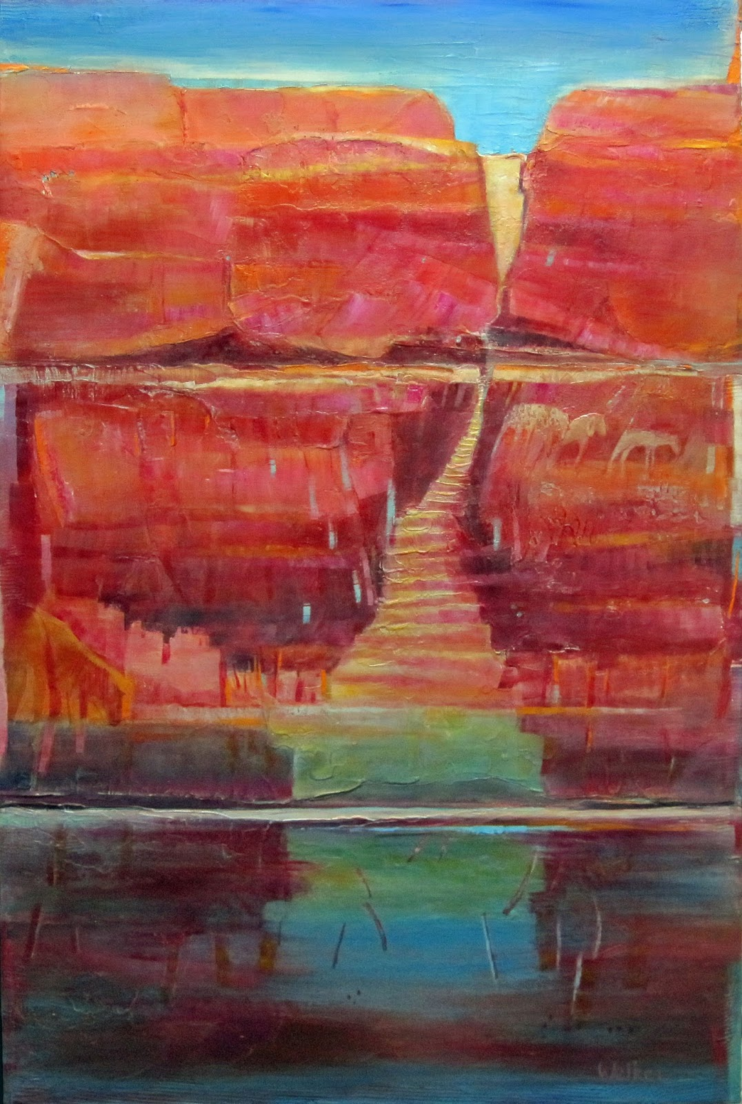 Lynn Welker Contemporary Art: On Their Way to Sedona