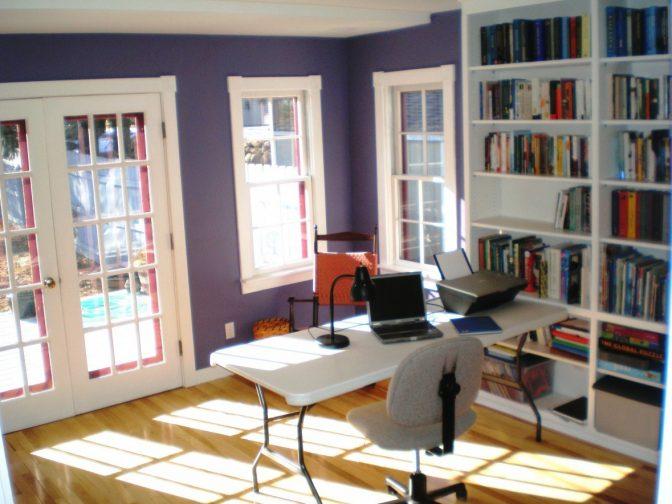 80 Desain Ruang Kerja Pribadi Yang Nyaman Di Rumah Rumahku Unik