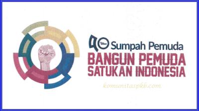 Pedoman Upacara Bendera dan Logo Hari Sumpah Pemuda Ke 90 Tahun 2018