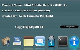 Download MMD Aplikasi Pengganti Bawaan Modem GSM