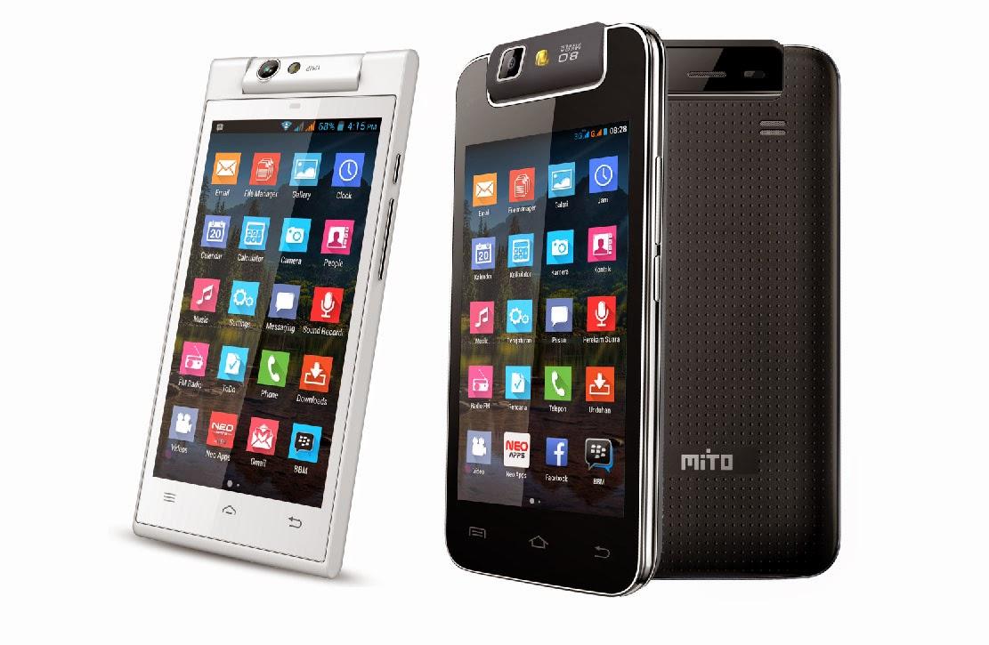 Daftar Lengkap Harga HP Mito Terbaru 2017