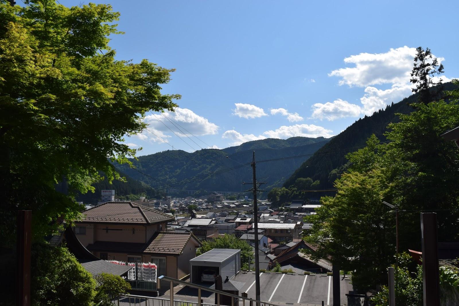 Gujou Hachiman Nagano Prefecture