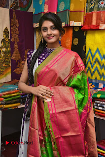 Telugu Actress Veena Inaugurates Silk India Expo  0012.jpg