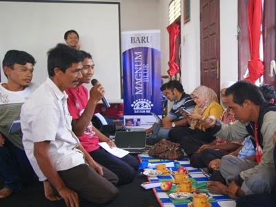 mks6 Masyarakat Kopi Sipirok Beri Petani Kopi Pelatihan Marketing