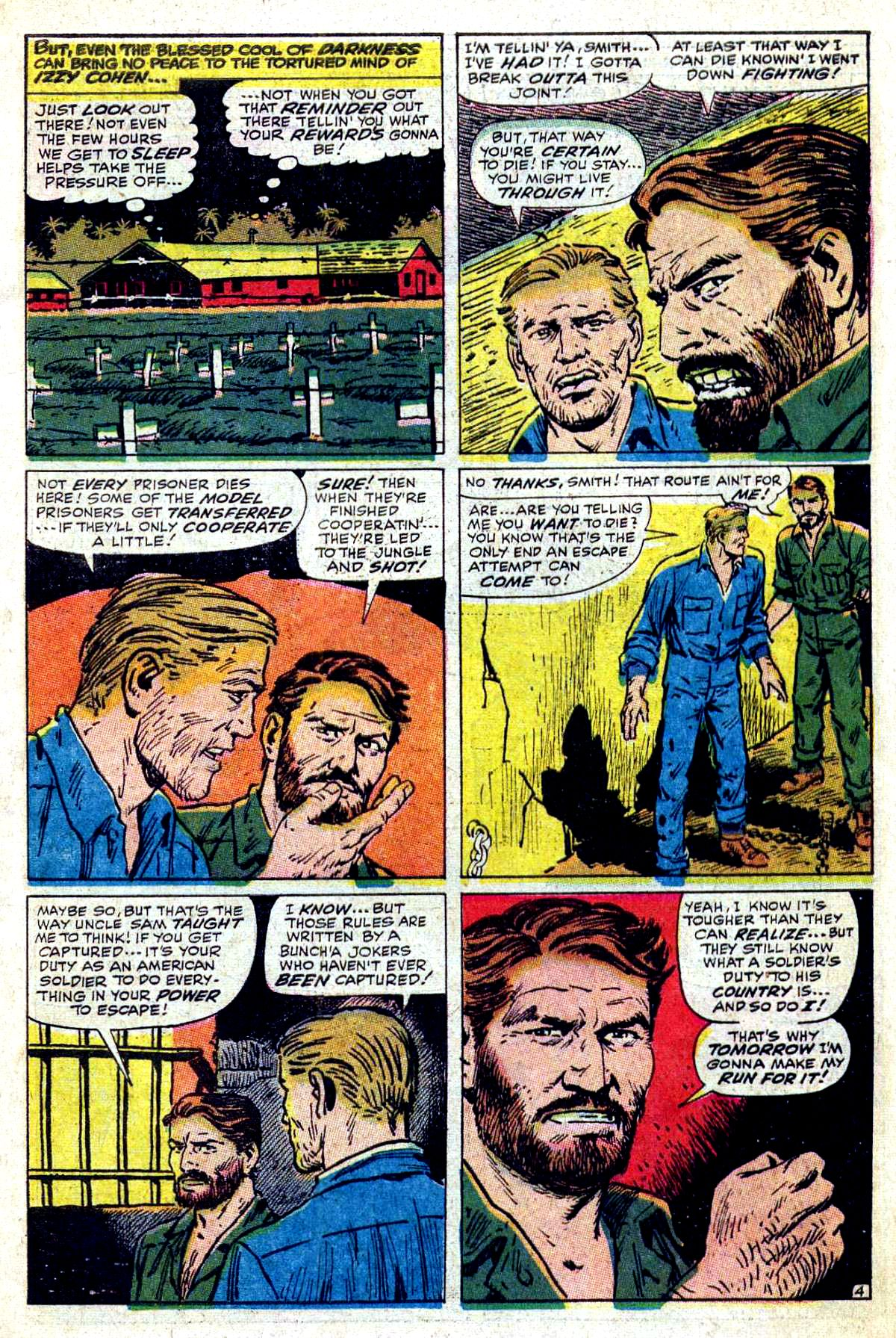 Read online Sgt. Fury comic -  Issue #54 - 7