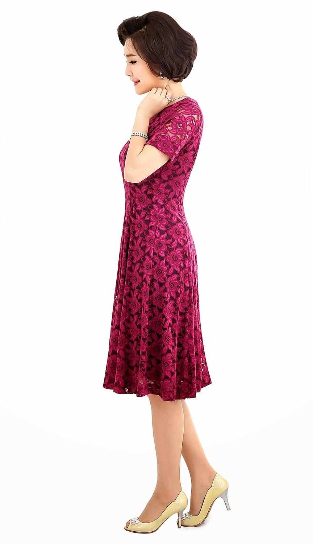 Middle-Agedolder Womens Fashion Clothing Apparel-9846
