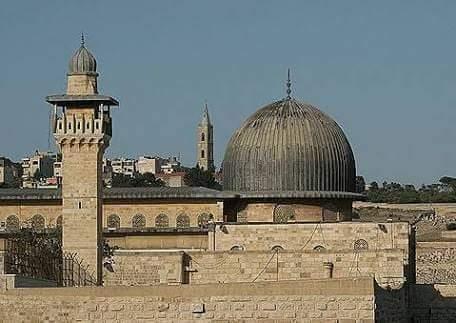 جب صلاح الدین ایوبی نے بیت المقدس فتح کیا