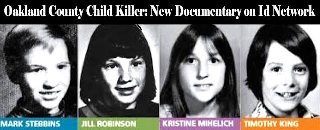 RETRO KIMMER'S BLOG: OAKLAND COUNTY CHILD KILLER CASE: NEW