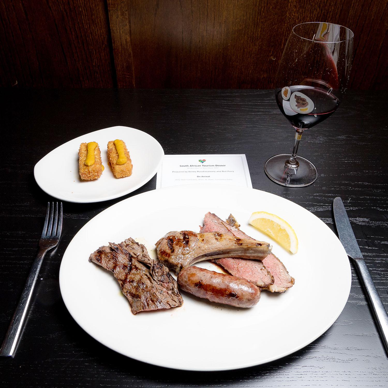 South African Tourism Dinner Sydney (www.culinarybonanza.com)