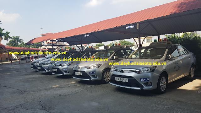Khóa học lái xe ô tô bằng B2 chất lượng tại Hà Nội