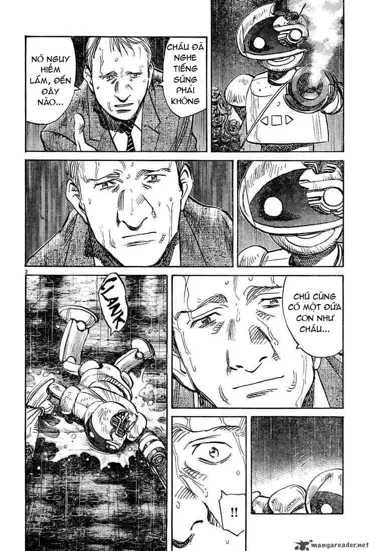 Pluto chapter 47 trang 4