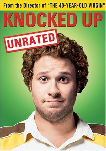 Poster Of Knocked Up 2007 UnRated 720p Hindi BRRip Dual Audio Full Movie