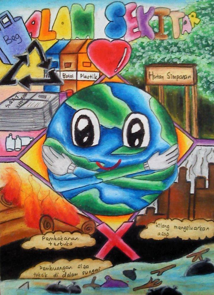 Dunia Seni Di SMK Sungai Maong 2011