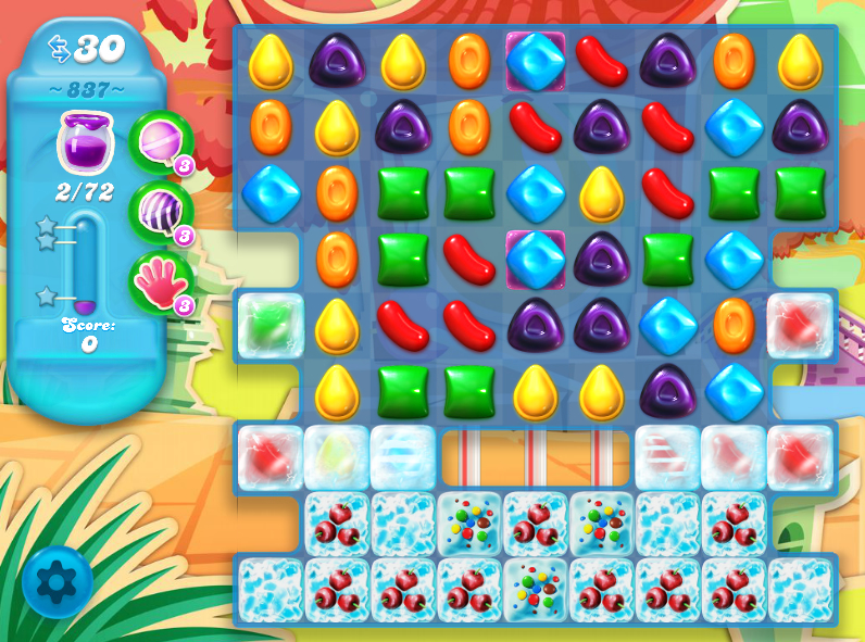 Candy Crush Soda Saga 837