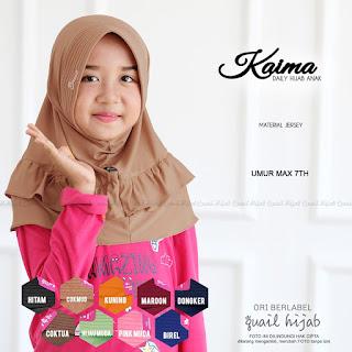 kaima ori Quail Hijab
