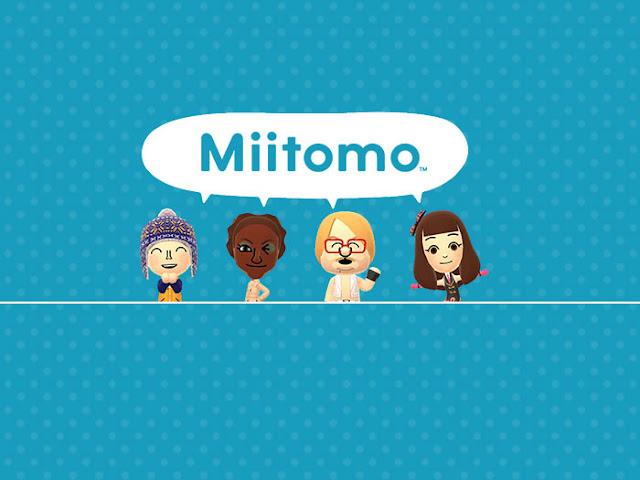Miitomo, app de Nintendo para móviles