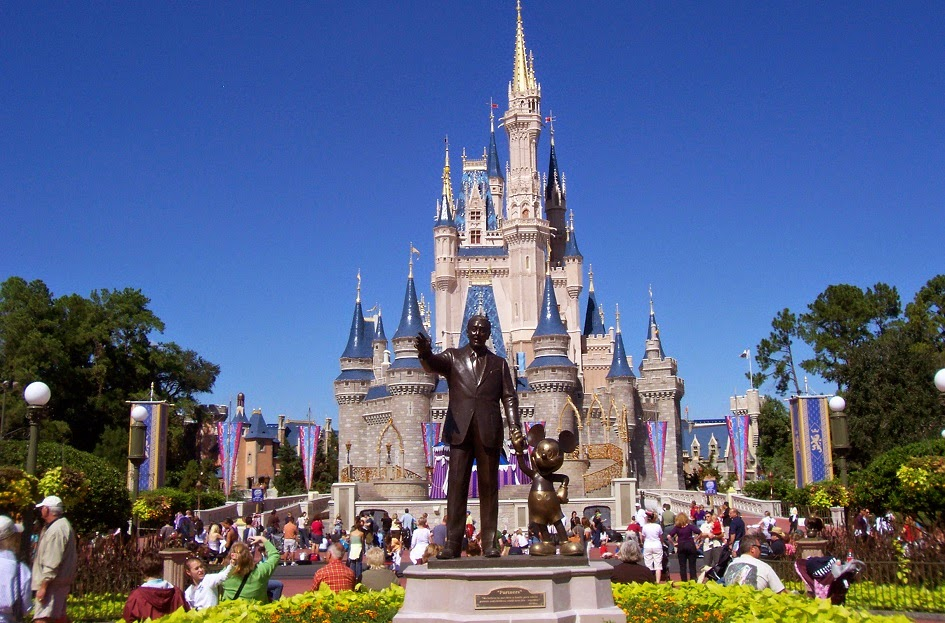 Disney Magic Kingdom Orlando | Ponto Turistico