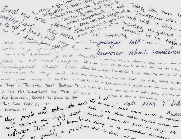 handwriting analysis training hand writing. Black Bedroom Furniture Sets. Home Design Ideas