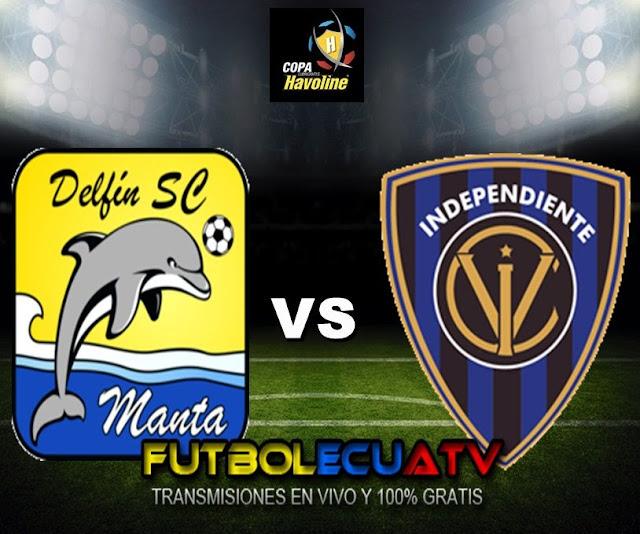 Delfín recibe a Independiente del Valle en vivo a partir de las 12:00 horario local a disputarse en el estadio Jocay de Manta prosiguiendo la fecha cinco del campeonato ecuatoriano, siendo el árbitro principal Roberto Sánchez con transmisión del canal autorizado GolTV.