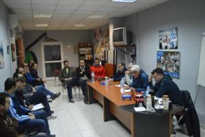 Τη Δευτέρα η μηνιαία συγκέντρωση προπονητών της Βόρειας Ελλάδας