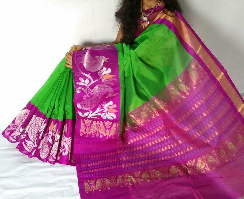 Latest Kuppada Sarees Buy Online Kuppadam Sarees