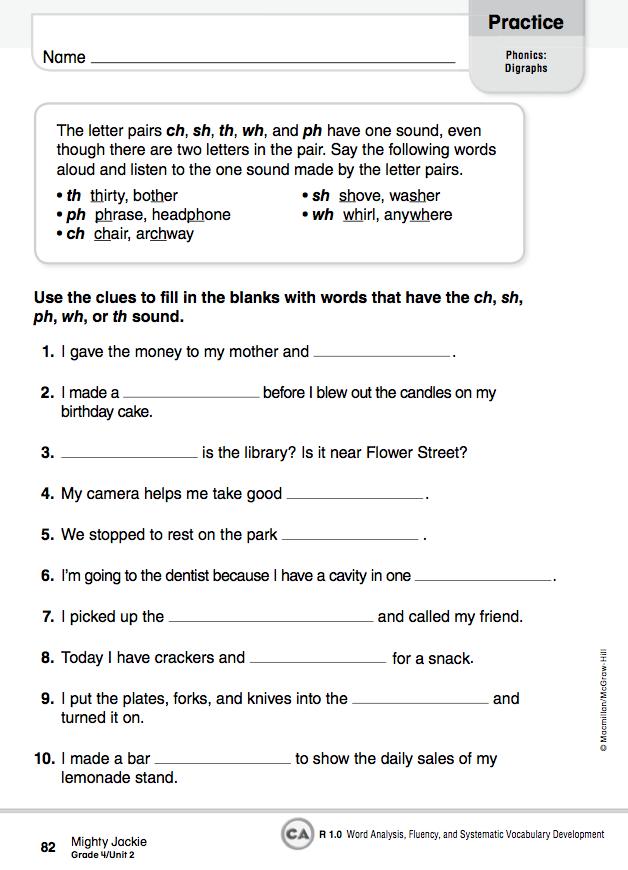 Homework 2012-2013: Wednesday, October 24th - Spelling