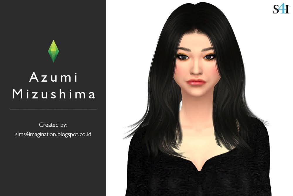 Azumi mishuzima