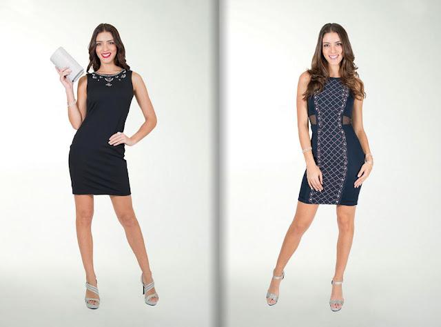 vestido de fiesta corta