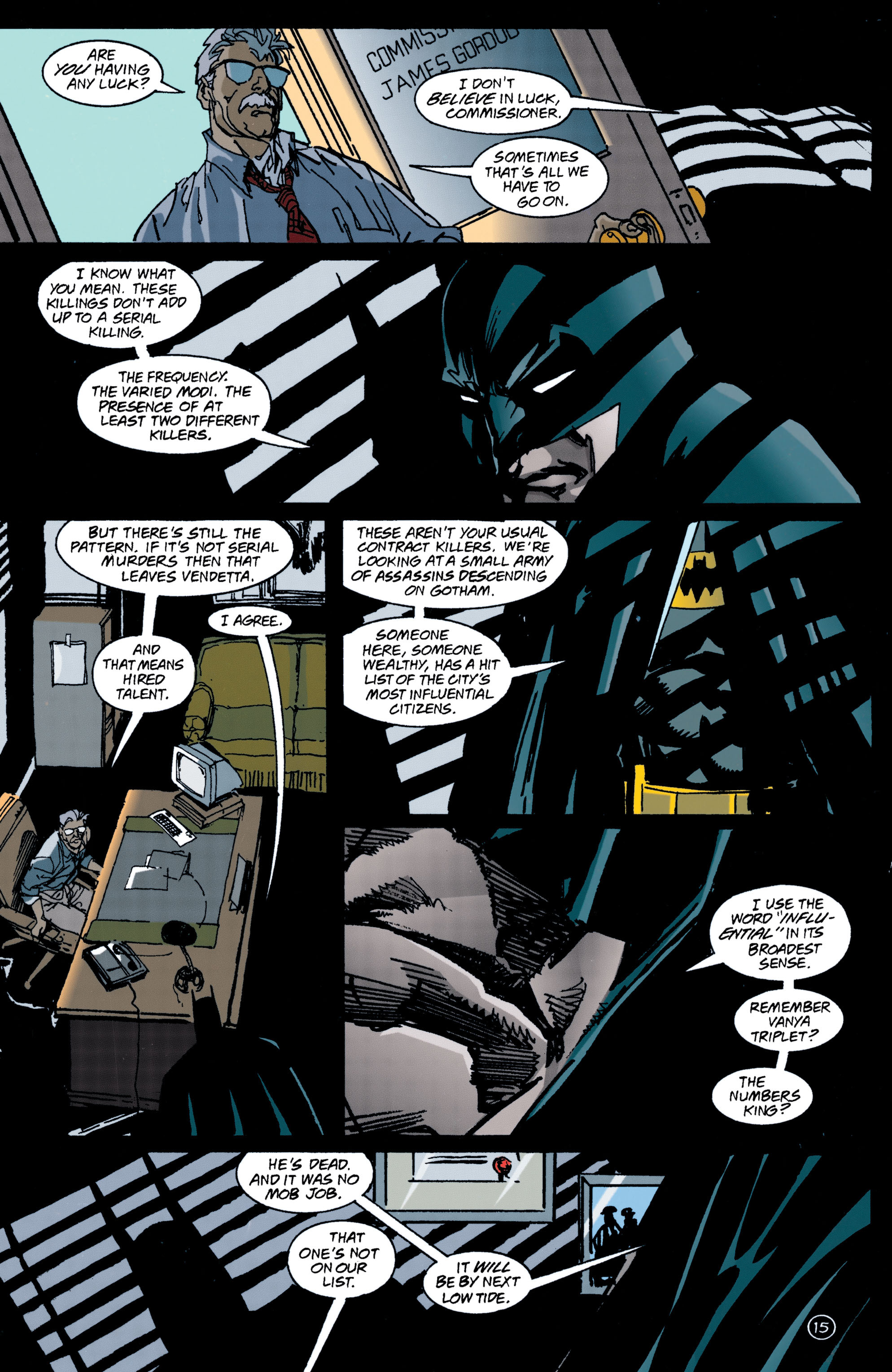Detective Comics (1937) 708 Page 15
