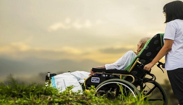4 hal yang diambil Allah ketika sakit