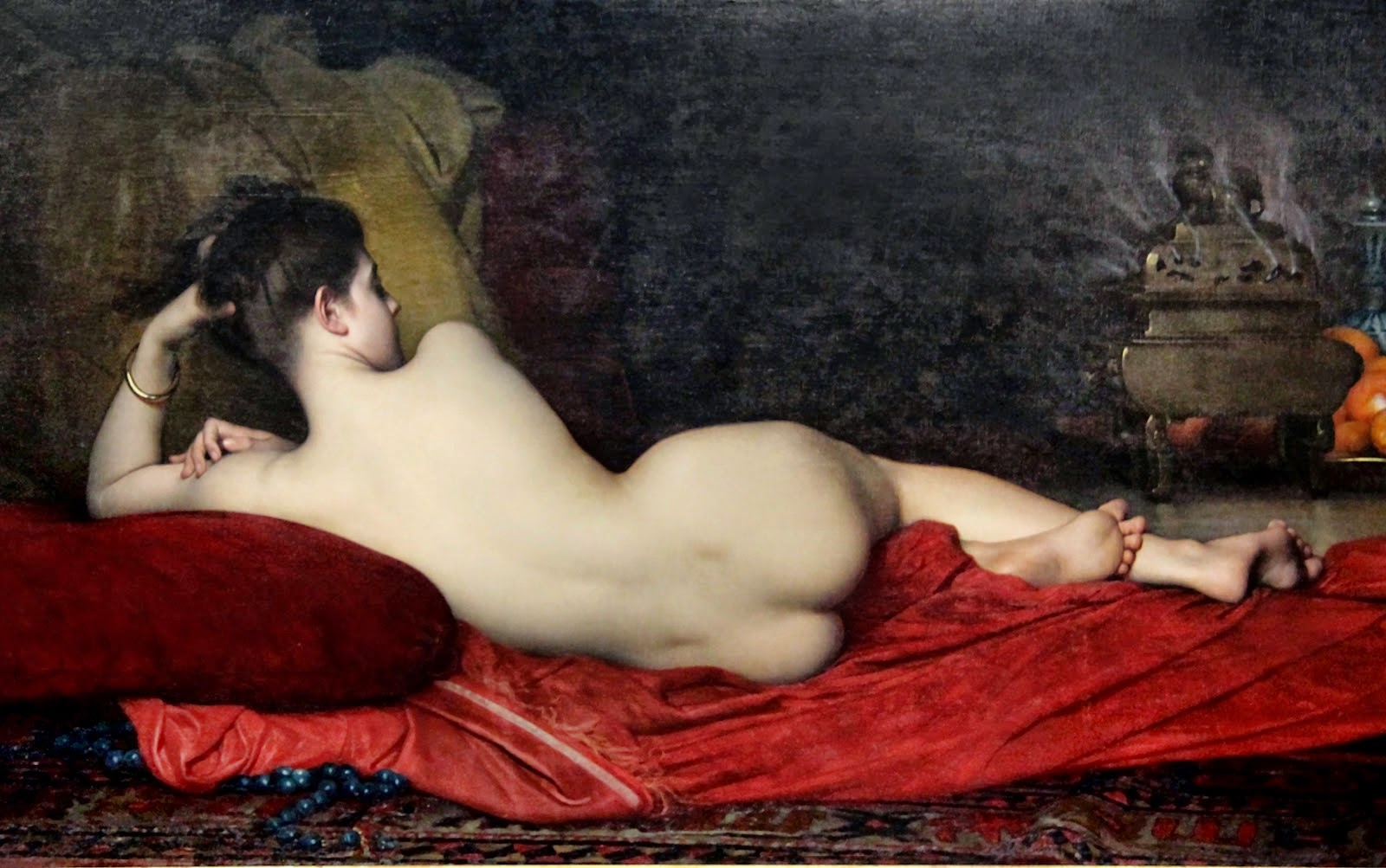 "Lovely Paintings by ""Jules-Joseph Lefebvre"" - An Academic painter"