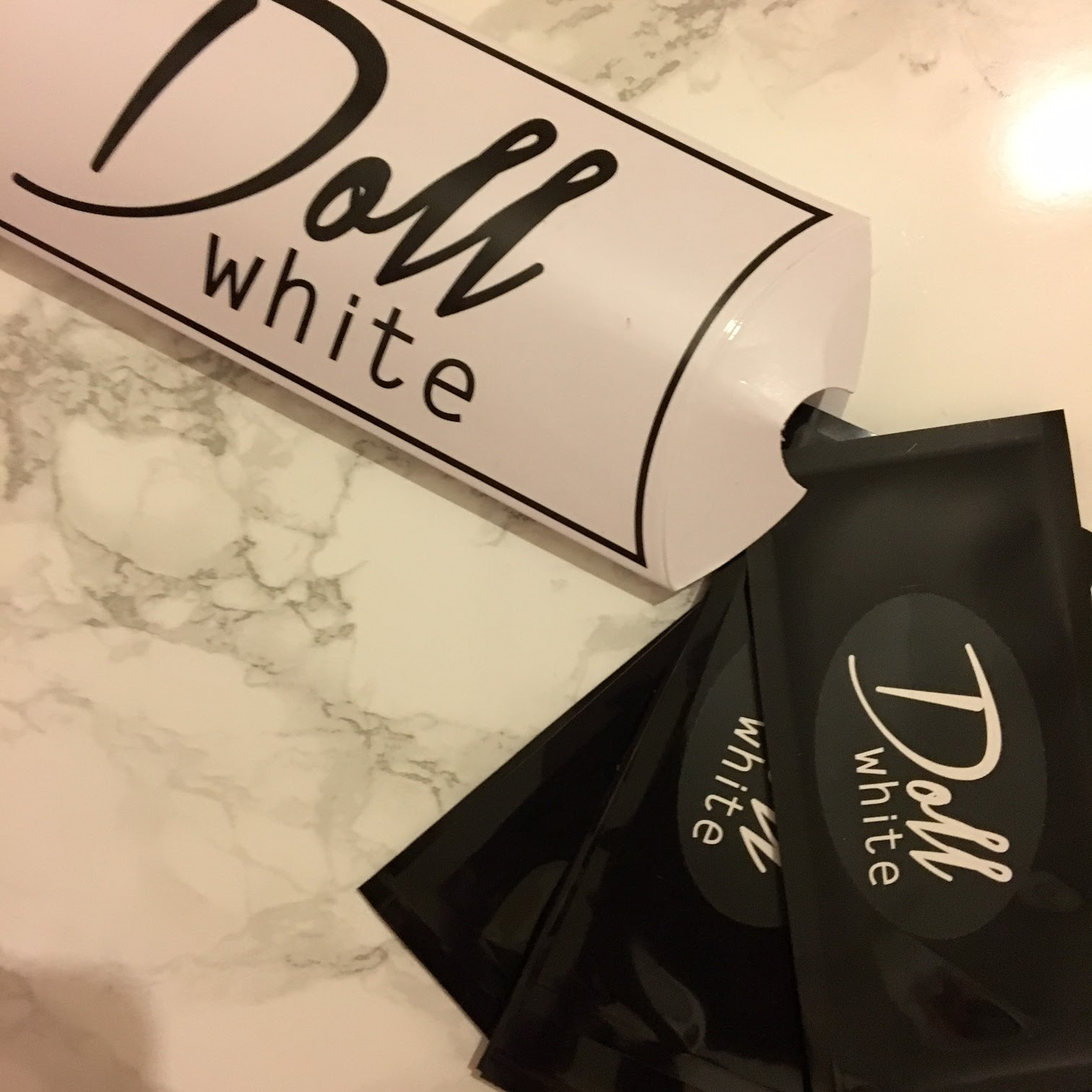 Doll White Teeth - Non Peroxide Teeth Whitening Solution