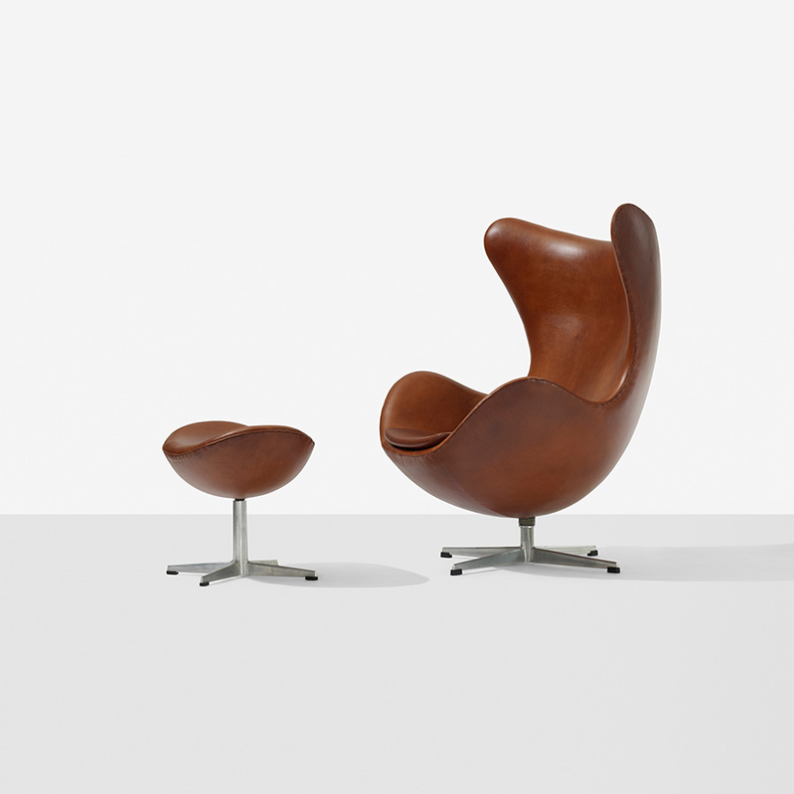 The Egg Chair by Arne Jacobsen  modern design by
