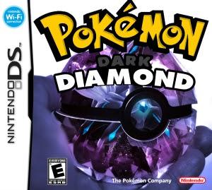 ROMs - Pokemon Dark Diamond  - NDS Download