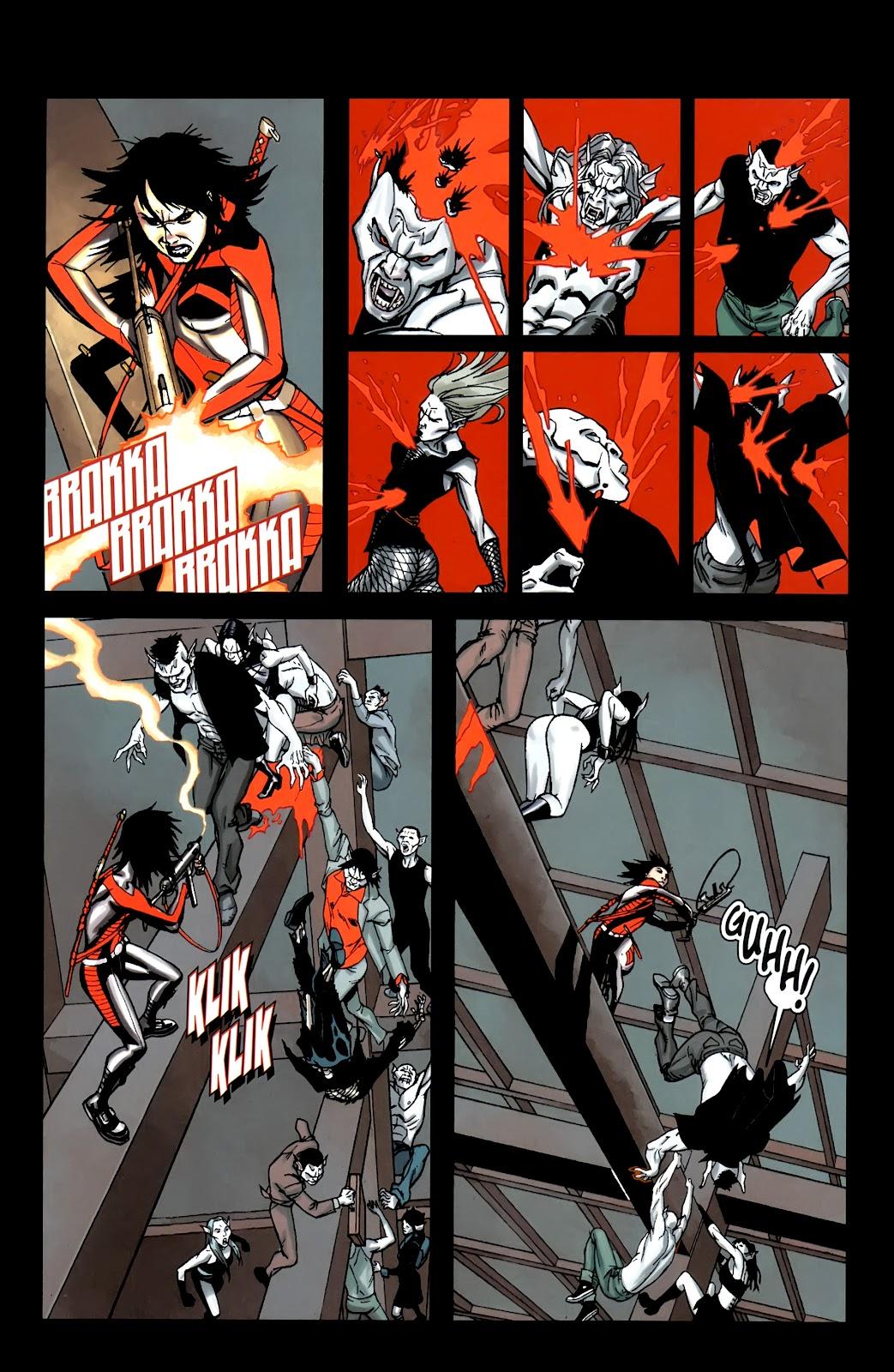 Read online Shinku comic -  Issue #5 - 14