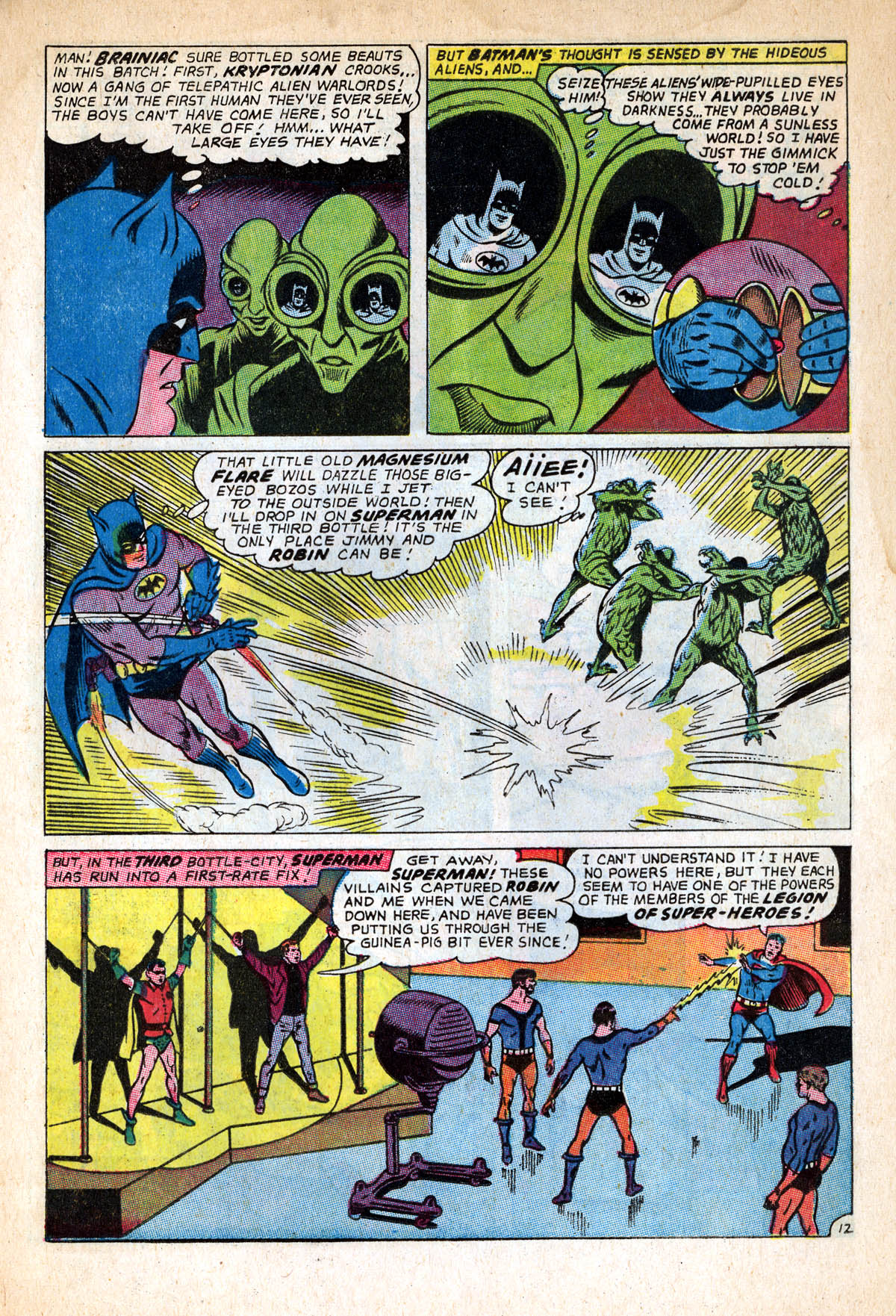 Read online World's Finest Comics comic -  Issue #158 - 17