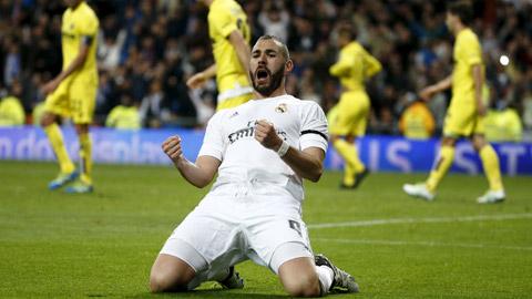 Villarreal vs Real Marrid