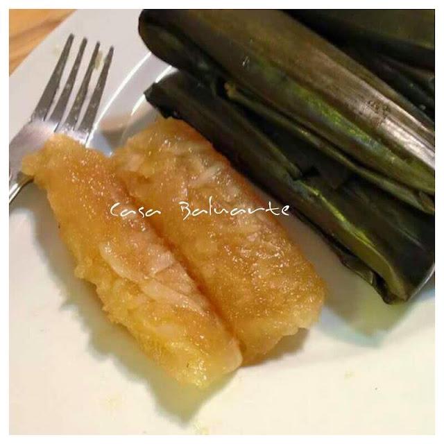 Simple Cassava Cake Recipe Using Cassava Flour