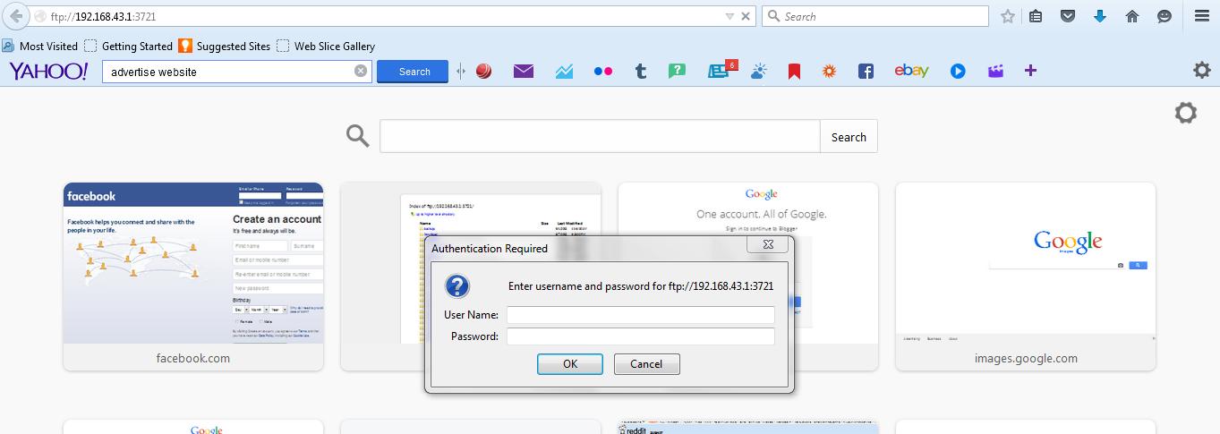 Technical Beats : How to Set Up FTP Server using ES Explorer