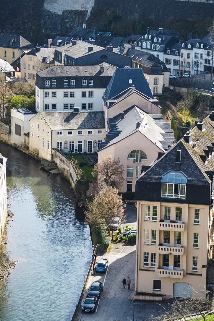 How To Spend 24 Hours In Luxembourg City Charlie Distracted