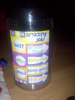 Gift Ideas For Dinner Party Reward Jar Ideas