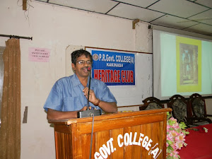 My First Seminar on Indian Heritage and Culture