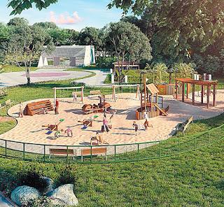 Parque da Cidade será reinaugurado sábado com grande festa