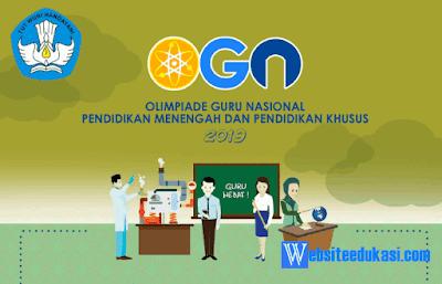 Pedoman OGN Tahun 2019