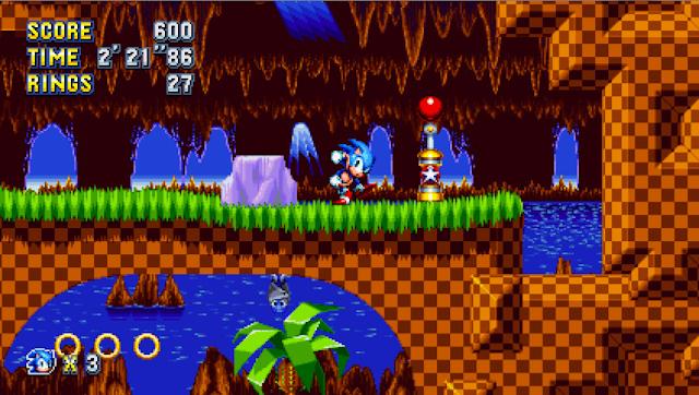 Análise de Sonic Mania - Reinventando um clássico.