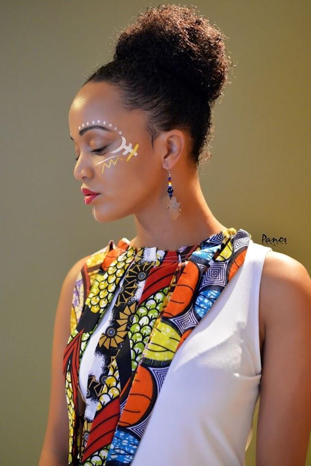 Nereide Lobo vai representar cabo verde no Miss África USA
